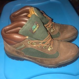 Beef and broccoli for men size 9.5 worn twice